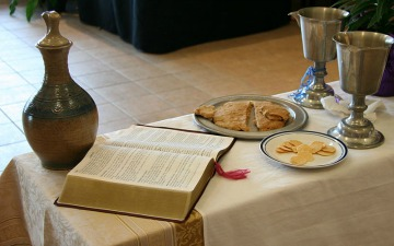 "What Is ""Proper Matter"" for the Bread in United Methodist Celebrations of Holy Communion?"