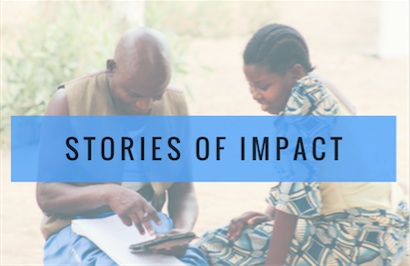 Stories of Impact – Rev. Nuhu Haruna