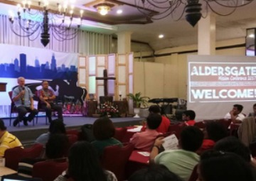 Discipleship Ministries Leaders Discuss Discipleship in the Philippines
