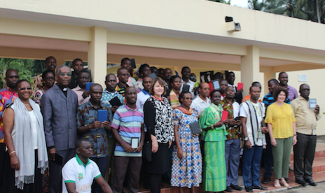 Africa E-Reader Team Gathering in Abidjan