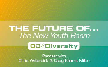 The New Youth Boom: Diversity – The Future Of…Podcast