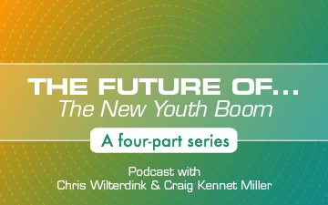 The Future Of…Podcast: The New Youth Boom Study Guide