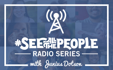 #SeeAllthePeople Radio Series: In Food or Friendships, Organic is Best