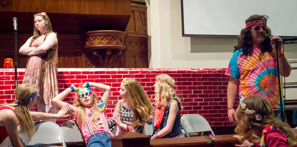 Church-based theater reaches in and out