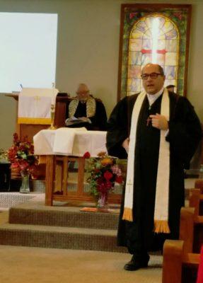 Rev. Rick Wells