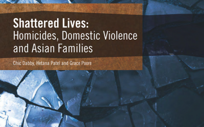 Shattered Lives: Homicides, Domestic Violence and Asian Families, 2010