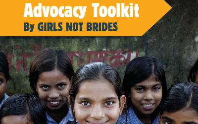 Post-2015 Advocacy Toolkit, 2015