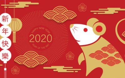 Highlights! Wishing You Creativity & Energy in the Year of the Rat