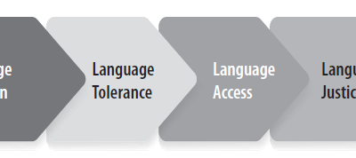 Language Justice in Legal Services, 2019