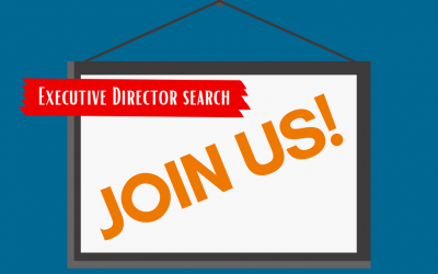 We are seeking our Executive Director!