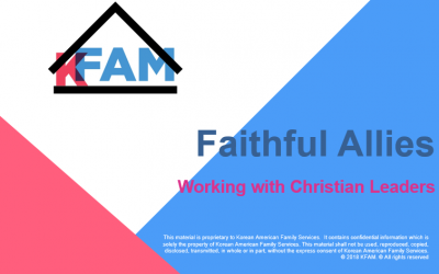 Faithful Allies: Working with Christian Leaders