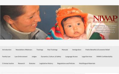 National Immigrant Women's Advocacy Project (NIWAP)