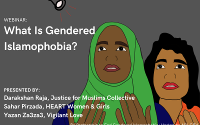 What is Gendered Islamophobia? 2021