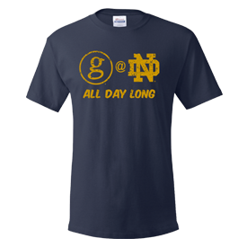 All Day Long tee