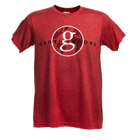 Garth Brooks World Tour Tee