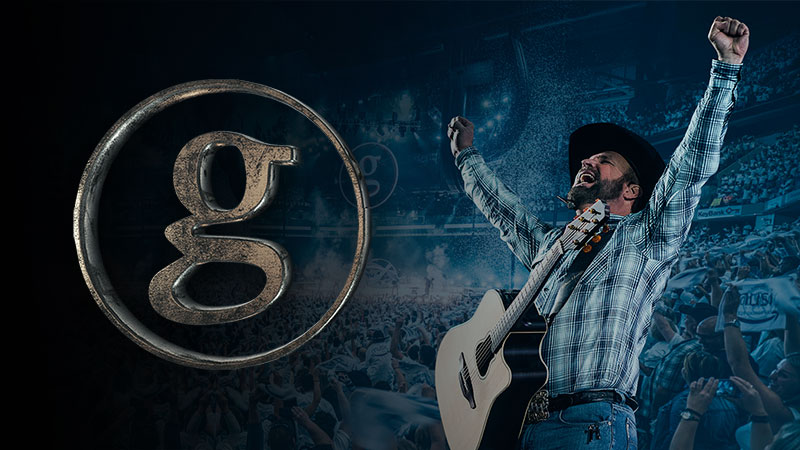GARTH BROOKS ANNOUNCES NORTH AMERICAN STADIUM TOUR
