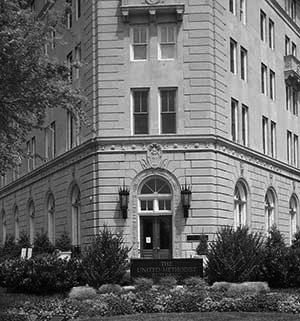 United Methodist Building on Capitol Hill - GCAH