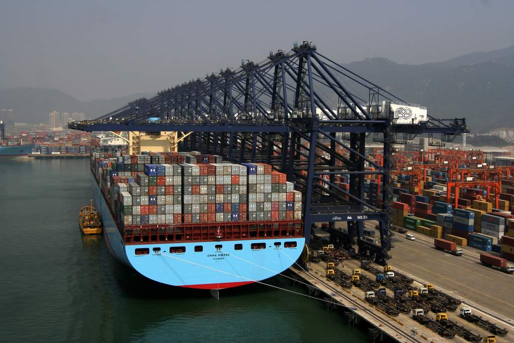 Emma Maersk - The Secret Story of Building The World's