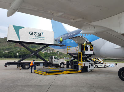 Airline Cargo Support services in the Caribbean and Latin America