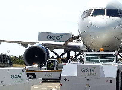 Airline Ground Support services in the Caribbean and Latin America