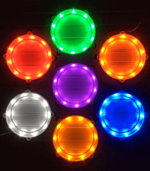 cornhole LED lights