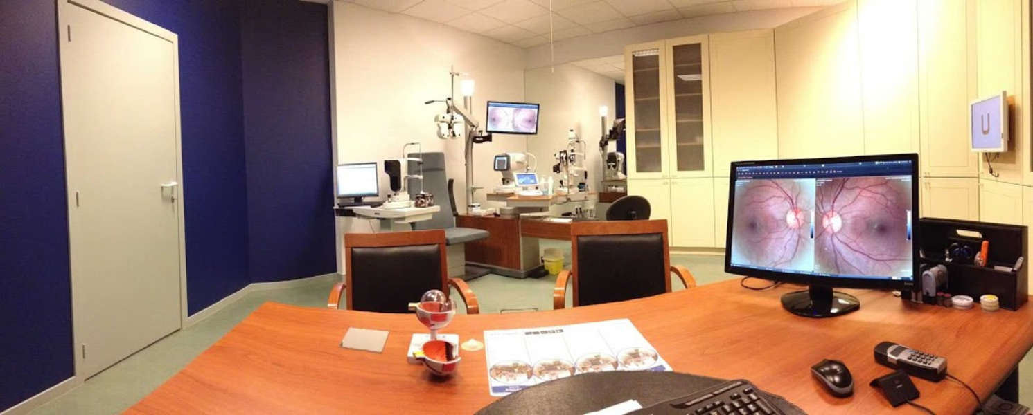 Centre for Ophthalmology Brussels Mountain