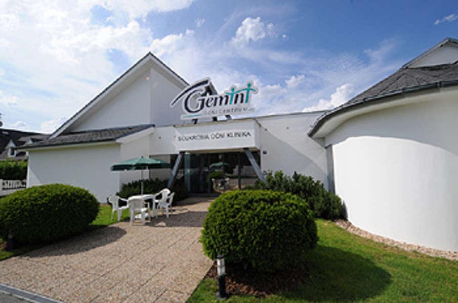 Gemini Eye Center Prague
