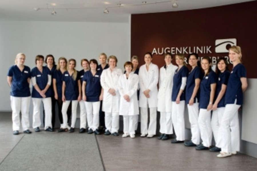 Praxis der Augenklinik Rendsburg