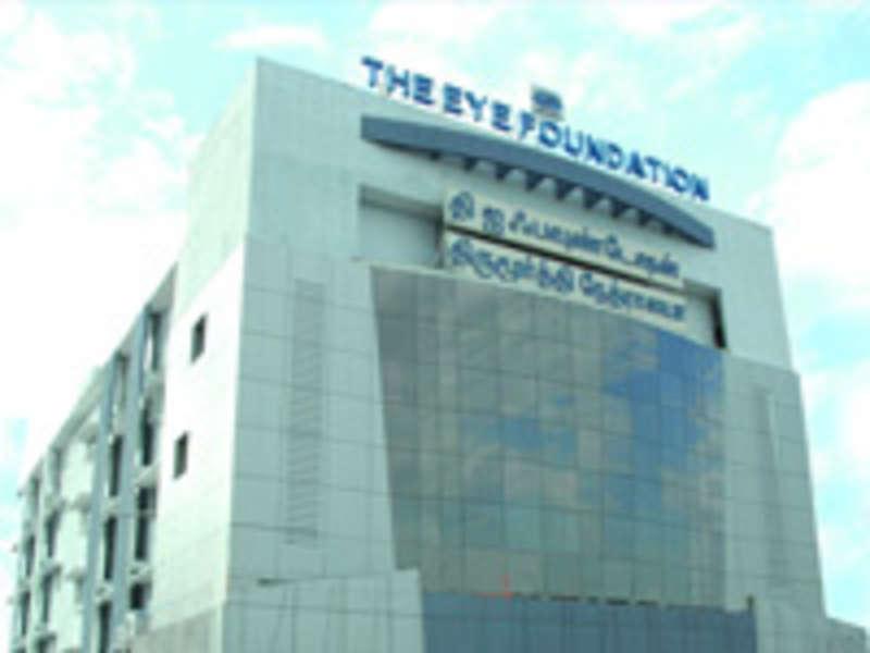 The Eye Foundation - Tirupur
