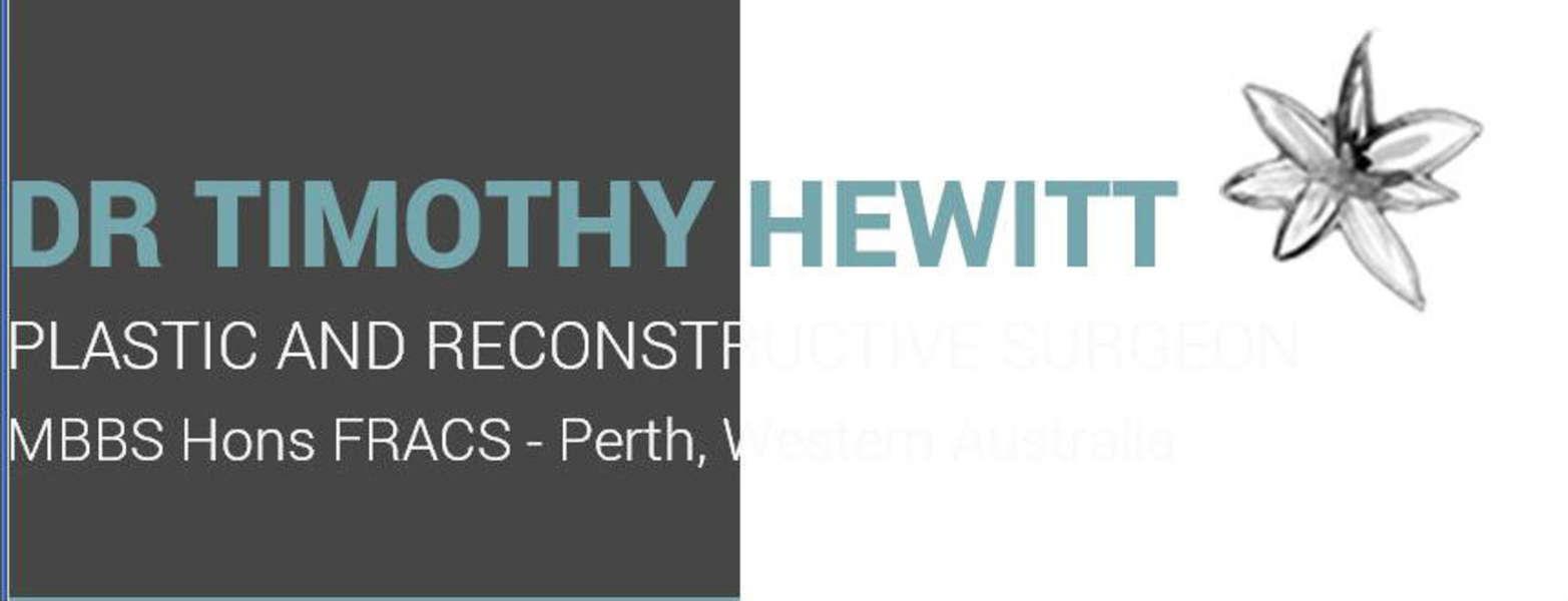 Dr Tim Hewitt
