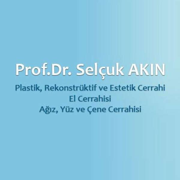 Prof. Dr. Selçuk Akin