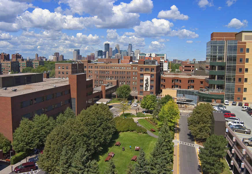 Abbott Northwestern Hospital (Orthopedics)