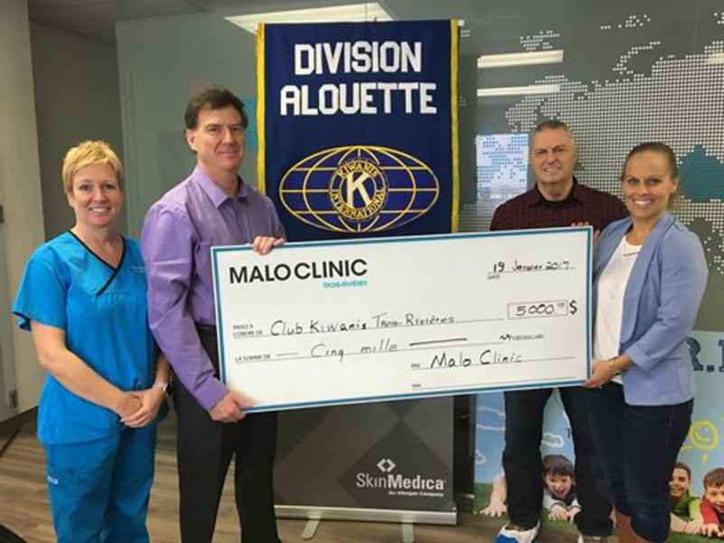 Malo Clinic Trois-Rivieres