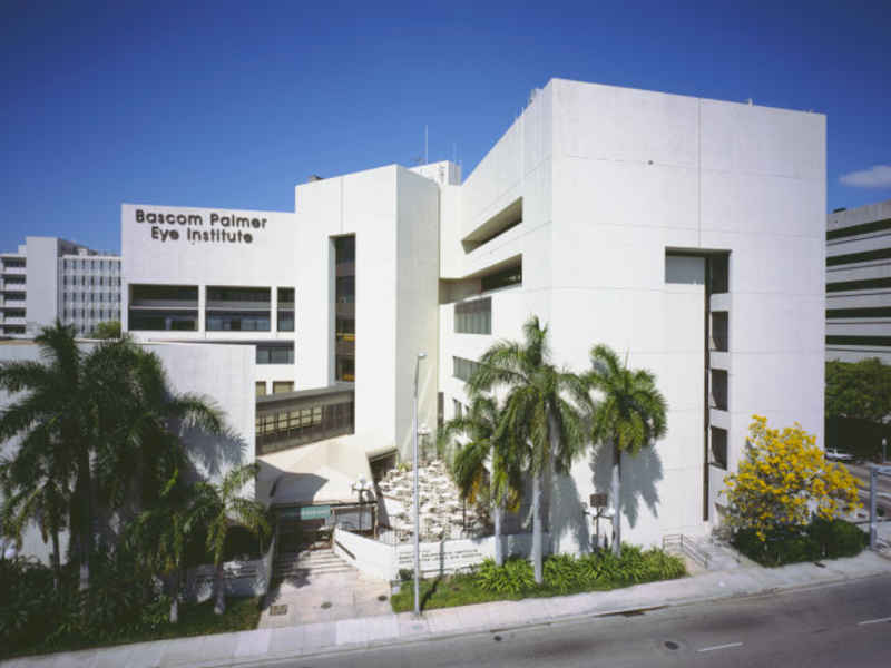 Bascom Palmer Eye Institute-Anne Bates Leach Eye Hospital