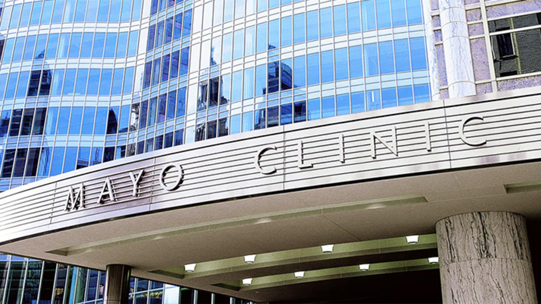Mayo Clinic Hospital Rochester - Spine surgery