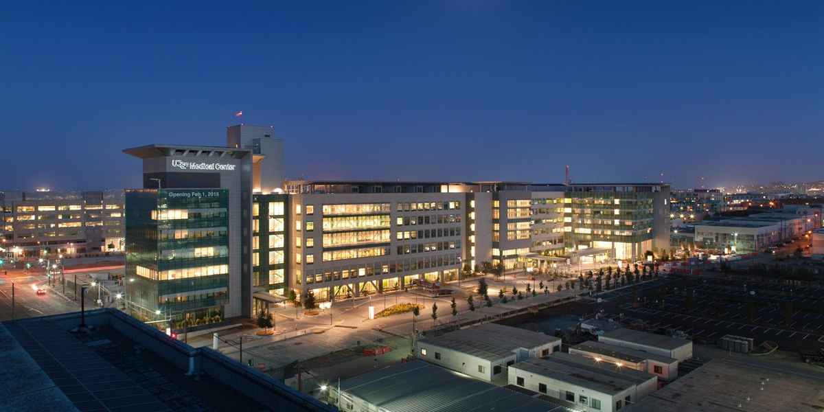 UCSF Medical Center (Spine surgery)