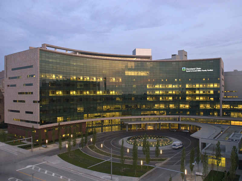 Cleveland Clinic Hospital - Spine surgery