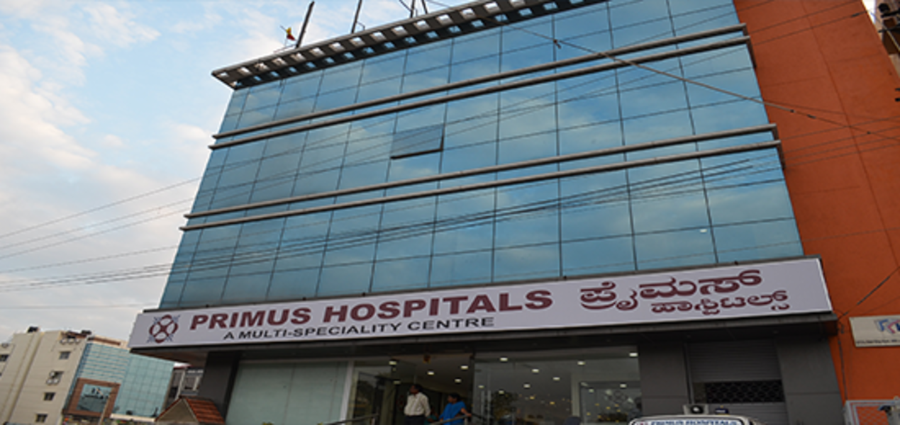 Primus Super Specialty Hospital