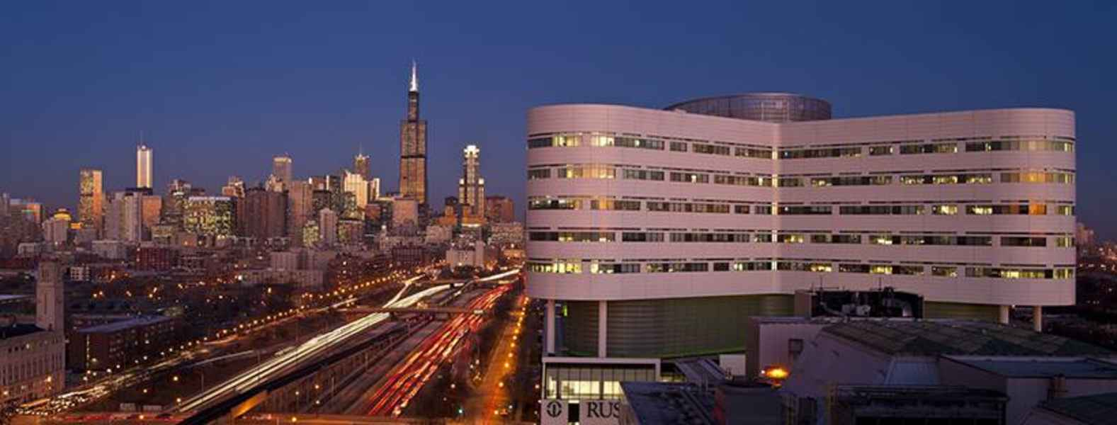 Rush University Medical Centre Chicago
