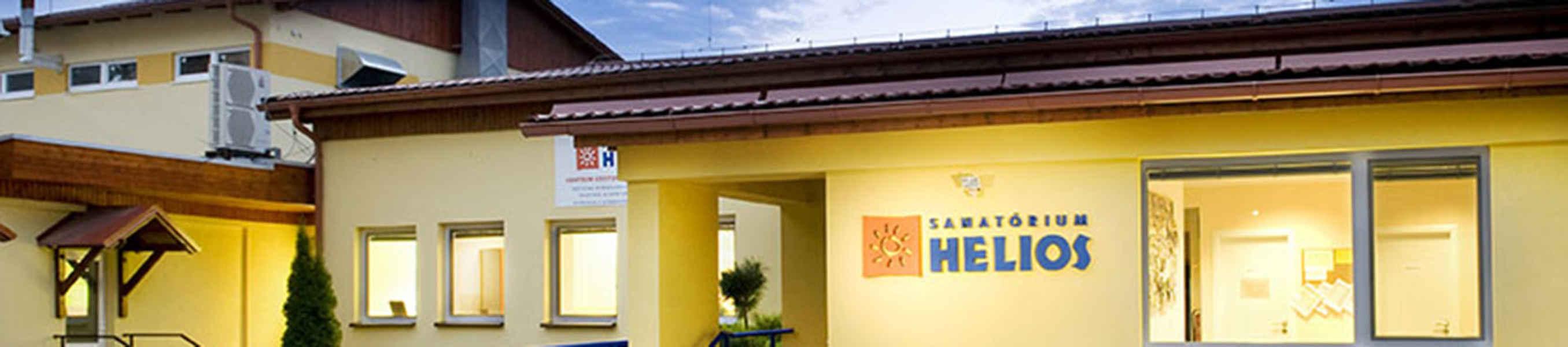 Sanatorium Helios v Martine