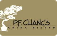 Discounted P.F. Chang's Gift Cards