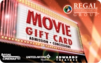 Discounted Regal Entertainment Group Gift Cards