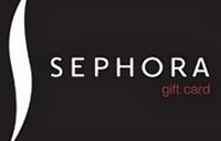 Discounted Sephora Gift Cards