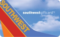 Discounted Southwest Airlines Gift Cards