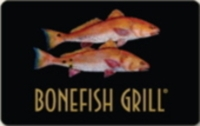 Discounted Bonefish Grill, Outback, Carrabba's, Roys, Flemings Gift Cards