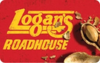 Discounted Logan's Roadhouse! Gift Cards