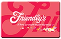 Discounted Friendly's Gift Cards
