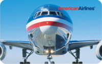 Discounted American Airlines Gift Cards