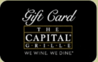 Discounted The Capital Grille Gift Cards
