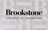 Discounted Brookstone Gift Cards